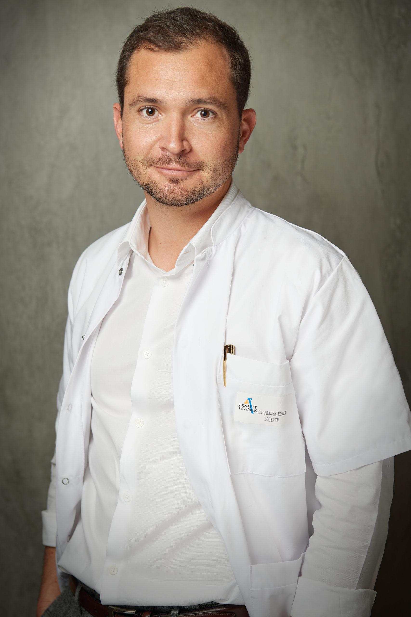 Dr Romain PRADER chirurgien